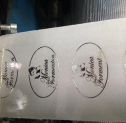 Etichette adesive stampa a caldo - 4di 4
