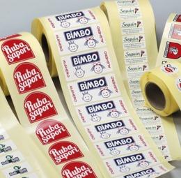 Etichette adesive stampa tipografica - 1 di 1