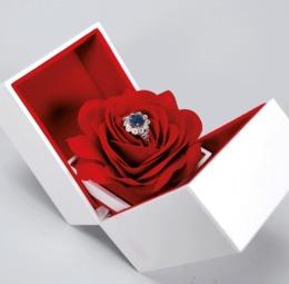 Astuccio LOVE per anello - 1 di 1