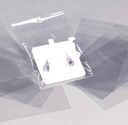Bustine trasparenti con adesivo - 1di 1