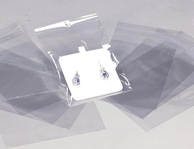 Bustine trasparenti con adesivo - 1 di 1