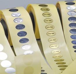 Etichette adesive varie diciture - 1di 2