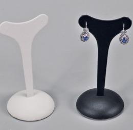 Espositori similpelle per orecchini - 4 di 8