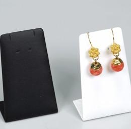 Espositori similpelle per orecchini - 3 di 8