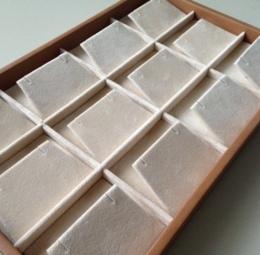Vassoi per gioielleria da realizzare con interni e materiali a richiesta - 3di 5