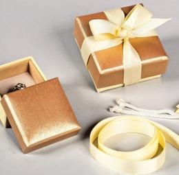 Serie Toledo astucci per gioielli con sacchetto coordinato - 1di 1