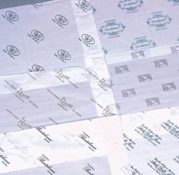 Carta velina bianca - 1di 1