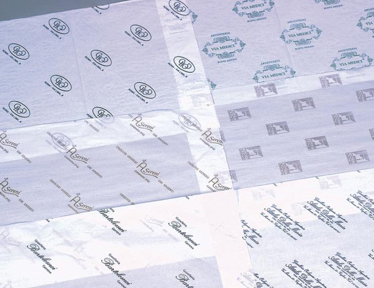 Carta velina bianca - 1 di 1