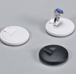 Espositori similpelle per anelli - 2 di 8