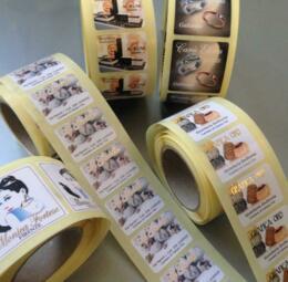 Etichette stampa quadricromia - 1 di 4