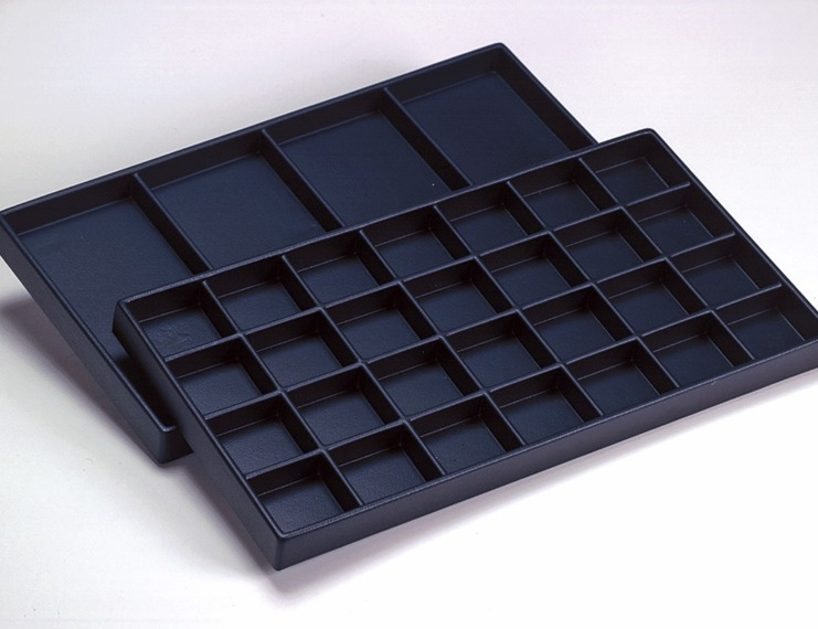 Vassoi in plastica - 1 di 1