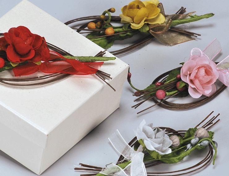 Fiori decorativi in offerta - 1 di 4