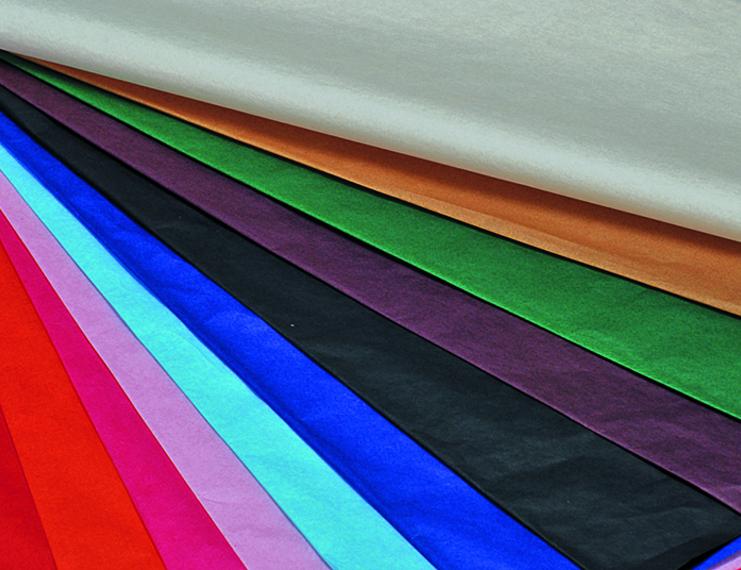 Carta velina colorata - 1 di 9