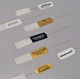 Segnaprezzi in plastica per ultrasuoni stampanti trasferimento termico - 2 di 2