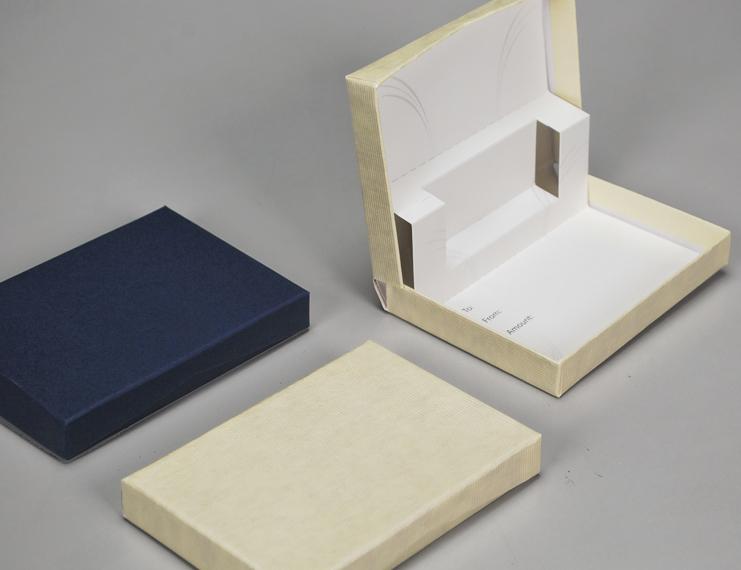 Scatola porta gift-card - 1 di 1