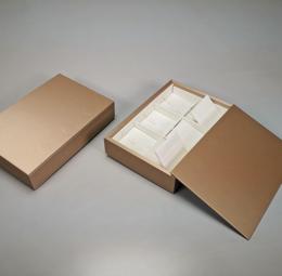 Vassoi Serie Como con coperchio - 2 di 3