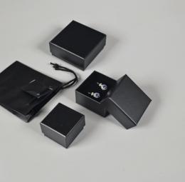 Serie Lucca astucci per gioielli con sacchetto coordinato - 1 di 2