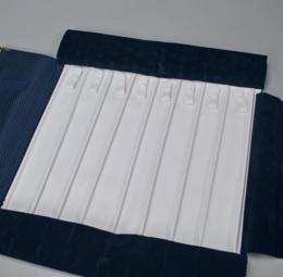 Rotoli tessuto blu - 4 di 13