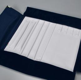 Rotoli tessuto blu - 6 di 13
