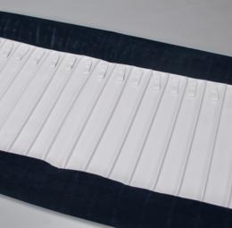 Rotoli tessuto blu - 7 di 13