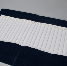 Rotoli tessuto blu - 10 di 13