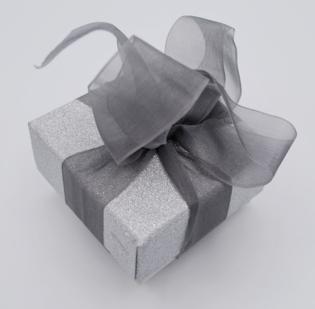 Astucci Bormio Argento con borsa coordinata - 4 di 15