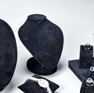 Espositore per collier alto 18.5 cm