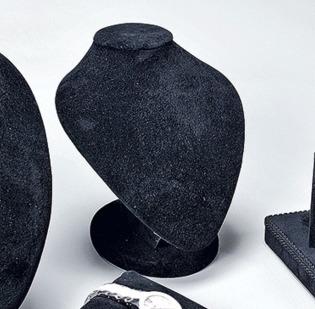 Espositore per collier alto 15.5 cm