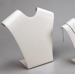 Espositori vetrina Soft collo misura utile 24 cm