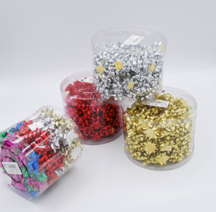 Fiocchi adesivi Stella Pepita - 1 di 2