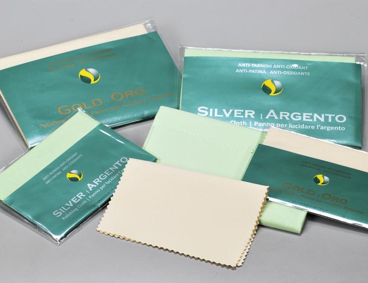 Panni per pulire oro e argento - 1 di 1