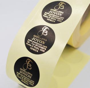 Etichette Adesive stampa tipografica - 2di 4