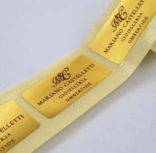 Etichette Adesive stampa tipografica - 3di 4