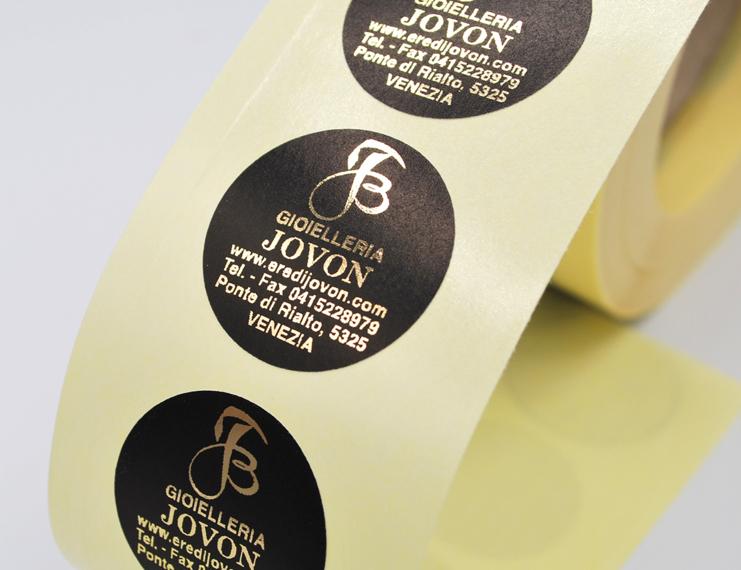 Etichette Adesive stampa tipografica - 2 di 4