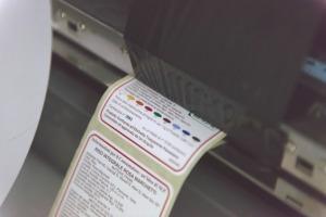 stampa etichette adesive personalizzate